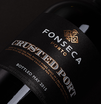 Fonseca Crusted bottle
